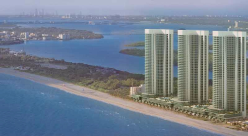 Trump Towers New Oceanfront Luxury